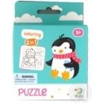 Dodo Puzzle Penguin 2in1