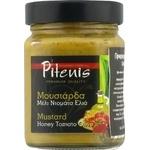 Гірчиця Pitenis медова з томатами та оливками 250г х12
