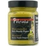 Гірчиця Pitenis з травами та медом 250г х12
