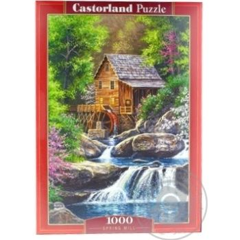 Іграшка-Пазл Castorland 1000 картини - купити, ціни на Ашан - фото 5