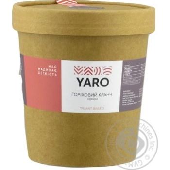 Кранч YARO горіховий Choco 110г