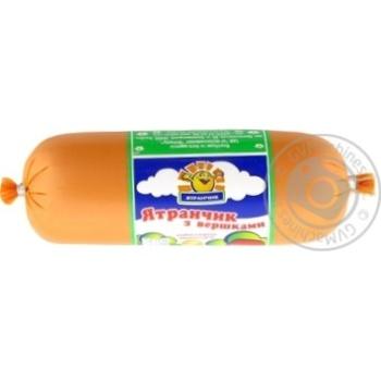 Yatranchik boiled pork sausage 490g - buy, prices for Furshet - image 2