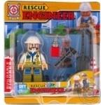 Набор игрушечный Space Baby Rescue Engineer фигурка-конструктор с аксессуарами в ассортименте