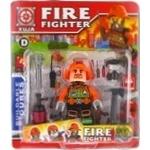 Набір іграшковий Space Baby Fire фігурка-конструктор з аксесуарами в асортименті