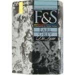 Чай Earl Grey De Luxe чорний ср. лист ж/б 200г x12