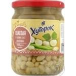 Vegetables kidney bean Khutorok in sauce 460ml