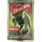 olive Diva oliva black with bone 400g
