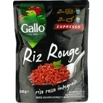 Рис червоний Riso Gallo 250г