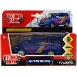 Іграшка Techno Park автомодель mitsubishi pajero sport