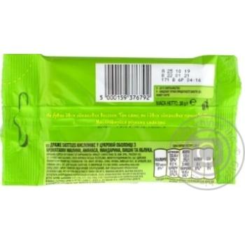 Драже Skittles Кисломикс 38г - купить, цены на МегаМаркет - фото 3
