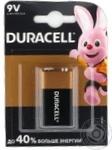 Елемент живлення Duracell  9V лужний