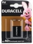 Элемент питания Duracell 9V щелочной