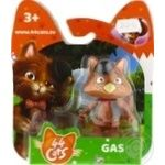 44 Cats Gas Figurine - buy, prices for MegaMarket - image 1