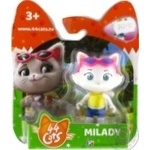 44 Cats Milady Figurine - buy, prices for MegaMarket - image 1
