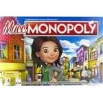 Настольная игра Hasbro Мисс Монополия