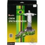 Головоломка-конструктор тривимірна статуя христа-спасителя Cubicfun - купить, цены на Novus - фото 1