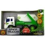 Машина Junior trucker Будівельний сміттевоз зі світлом та звуком