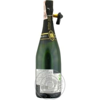 Arthur Metz Brut Cremant D`alsace Sparkling wine 12.5% 0,75l - buy, prices for CityMarket - photo 2