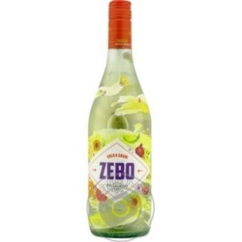 Вино ігристе Cantine Pellegrino Zebo Moscato Bianco Dolce Sicilia IGT біле солодке 6% 0,75л - купити, ціни на Ашан - фото 2