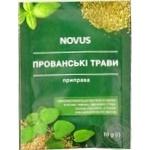 Приправа Прованские травы Novus 10г