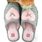 Обувь домашняя Home Story женская размер 36-41