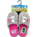 Взуття домаш. дит. Home Story анатомічне 91850-АС р. 30-35