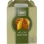 Paneton Casa rinaldi Panettone with candied fruits 500g
