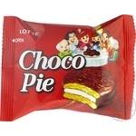 Lotte Choco Pie Cookies 28g