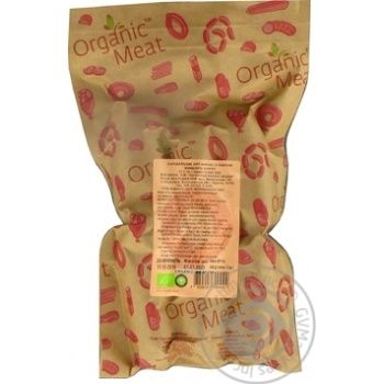 Wiener Organic meat with cheese 420g - buy, prices for MegaMarket - image 2