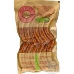 Ковбаски Organic Meat Органічні напівкопчені першого сорту 300г