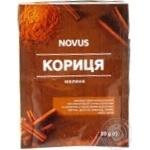 Корица молотая Novus 20г