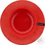 Plate Ambition ceramic 24cm