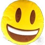 Подушка - емоджі Happy  Tigres