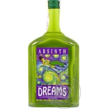 Абсент Dreams 70% 0,5л
