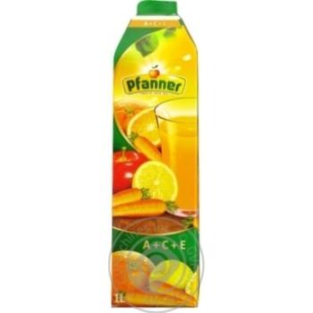 Напиток Pfanner Мультифрукт 1л