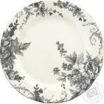 Тарелка Винтажные цветы 27см
