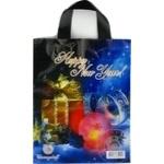Gift package polyethylene 24х30cm assortment