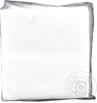 Серветки СТС білі 75шт х30 - купити, ціни на МегаМаркет - фото 2