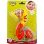 Іграшка Бебе пластикова арт. 58046
