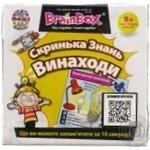 Скринька Знань Ферма BrainBox 98347 - купить, цены на Novus - фото 2