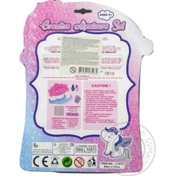 Набір дитячої косметики Таємничий єдиноріг - купити, ціни на МегаМаркет - фото 2