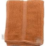 Zastelli Terry Towel Cotton Beige 50x90cm
