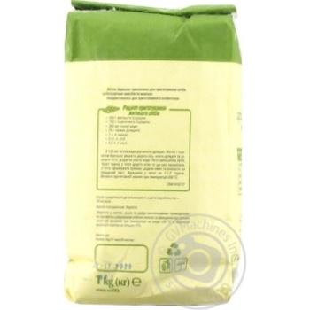 Мука Август ржаная обдирная 1кг - купить, цены на МегаМаркет - фото 2