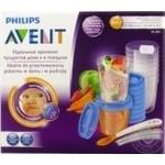 Контейнеры для хранения продуктов Philips Avent 20шт