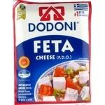 Сыр Dodoni Фета 43% 150г