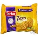 Torku Tam cookies wholegrain oatmeal 375g - buy, prices for CityMarket - photo 1