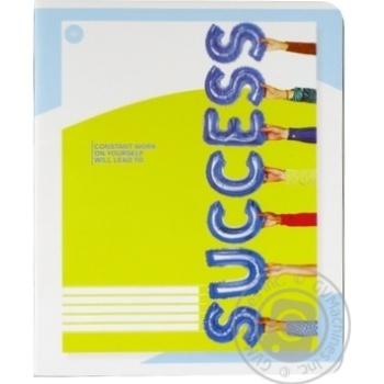 Зошит Поділля в клітинку 96 аркушів - купити, ціни на Ашан - фото 3