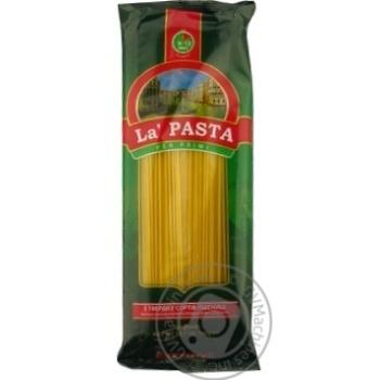 Макароны La Pasta Спагетти 700г - купить, цены на Novus - фото 3