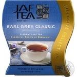 Чай чорний Jaf Tea Erl Grey Premium 100г