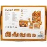 Деревянный конструктор Cubika Домик 37 элементов - купить, цены на МегаМаркет - фото 2